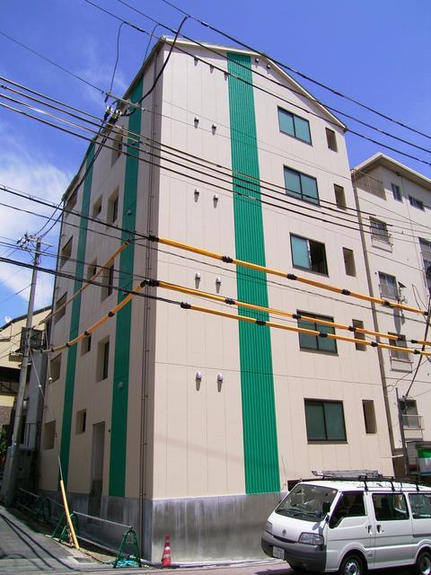 物件番号: 1025810839 サントル花隈  神戸市中央区花隈町 1K マンション 外観画像