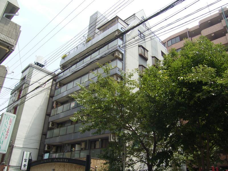 物件番号: 1025817781 グランディア 花隈ガーデン  神戸市中央区花隈町 1R マンション 外観画像