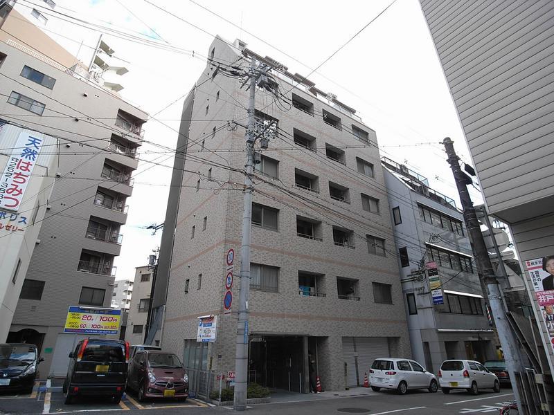 物件番号: 1025827544 セルフィーユ三宮  神戸市中央区二宮町4丁目 1R マンション 外観画像