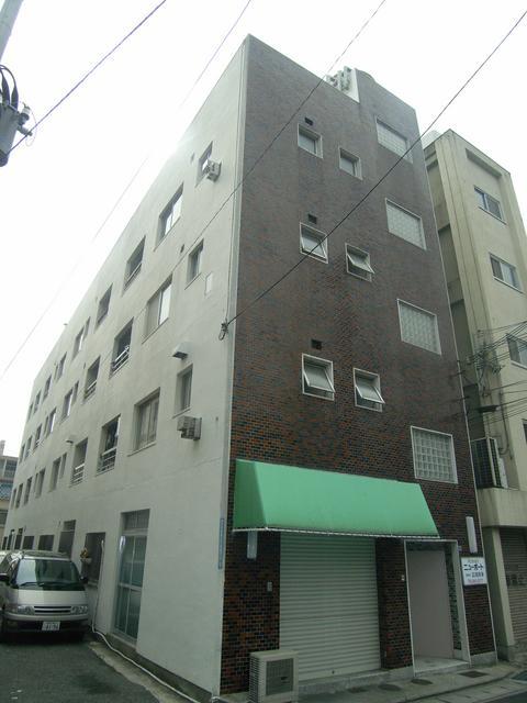 物件番号: 1025840122 マンションニューポート  神戸市中央区下山手通8丁目 1LDK マンション 外観画像