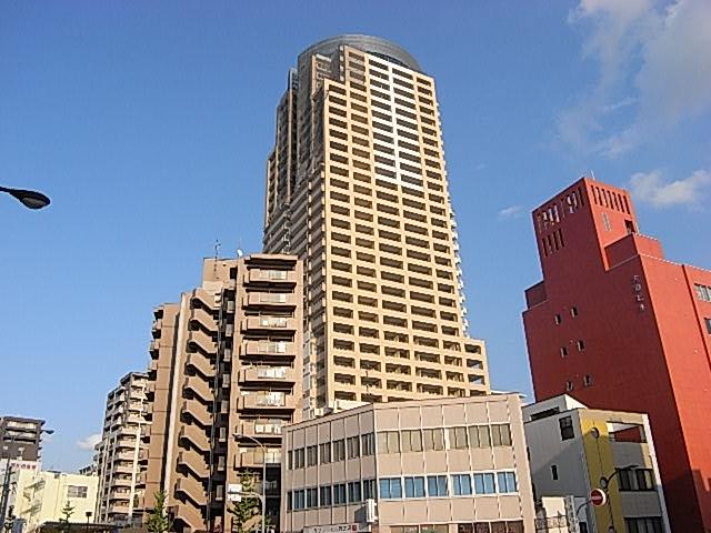 物件番号: 1025834368 トア山手 ザ・神戸タワー  神戸市中央区中山手通3丁目 1SLDK マンション 外観画像
