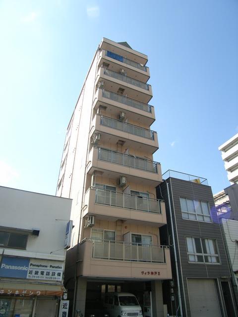 ヴィラ神戸Ⅱ 604の外観