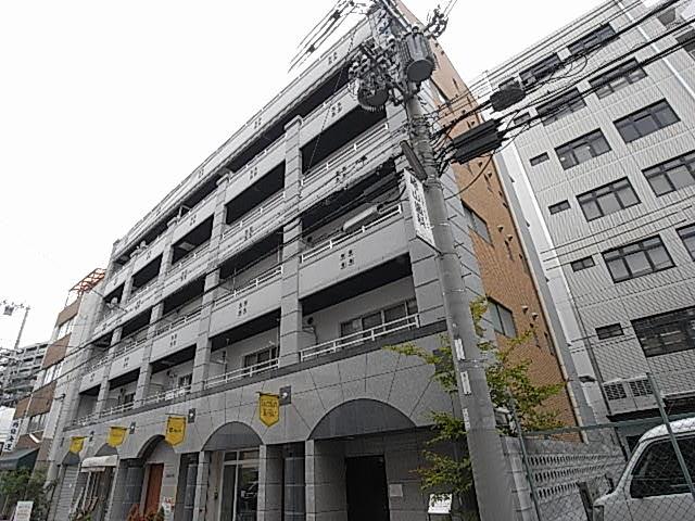 物件番号: 1025856867 コンフォート・トーユー  神戸市中央区海岸通4丁目 1K マンション 外観画像