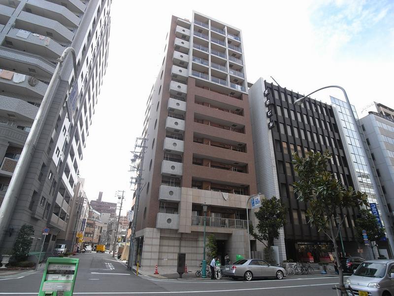物件番号: 1025851062 アーデンタワー神戸元町  神戸市中央区元町通6丁目 1K マンション 外観画像