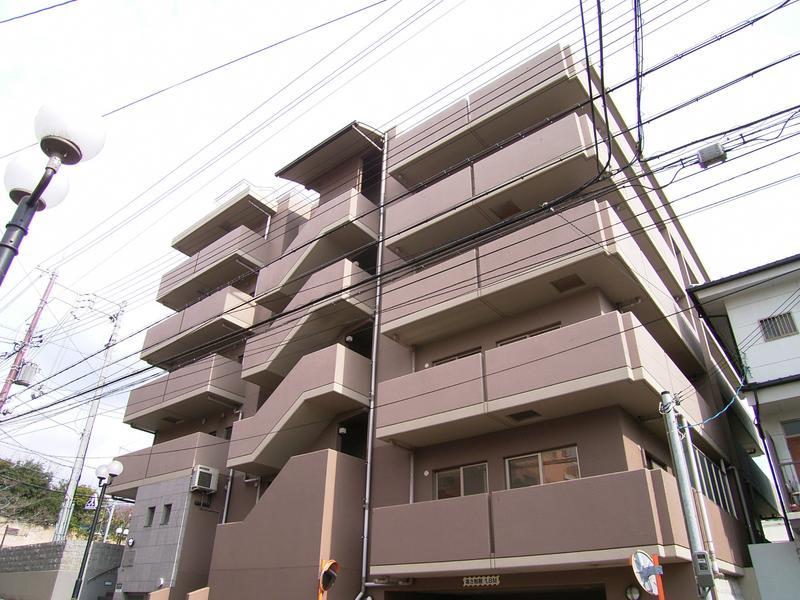 物件番号: 1025844062 神戸中山手ハウス  神戸市中央区中山手通6丁目 2LDK マンション 外観画像