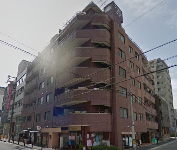 ライオンズマンション神戸 804の外観
