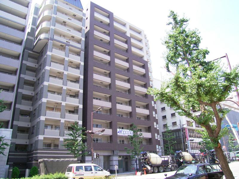 物件番号: 1025813518 プレジール三宮  神戸市中央区加納町2丁目 1R マンション 外観画像
