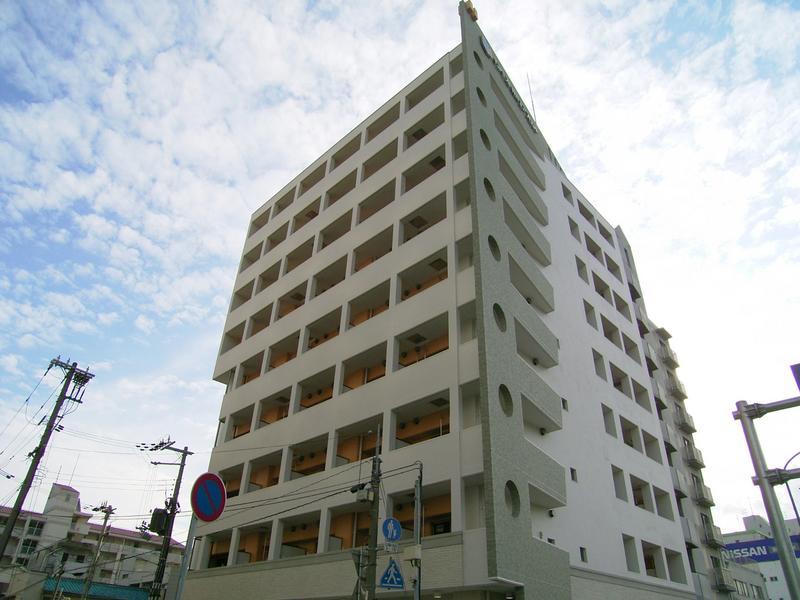 物件番号: 1025830027 インベスト神戸エアフロント  神戸市中央区北本町通4丁目 1LDK マンション 外観画像