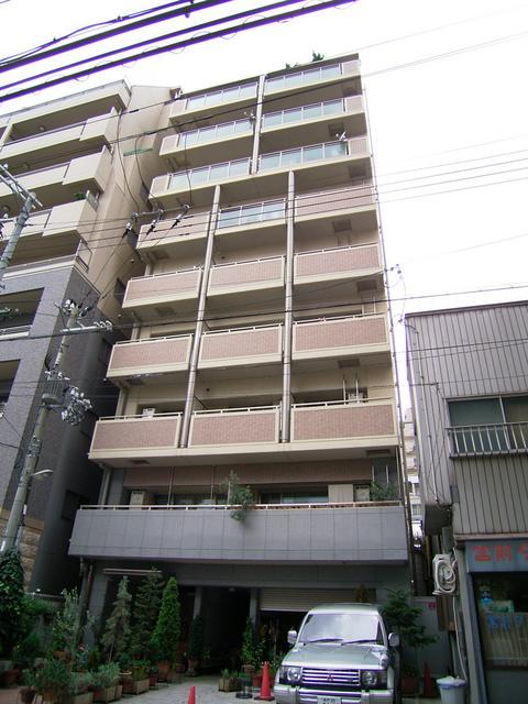 物件番号: 1025810675 DOMみなと元町  神戸市中央区元町通4丁目 1K マンション 外観画像