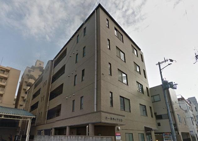 物件番号: 1025882202 パールハイツ三輪  神戸市兵庫区大開通7丁目 2LDK マンション 外観画像