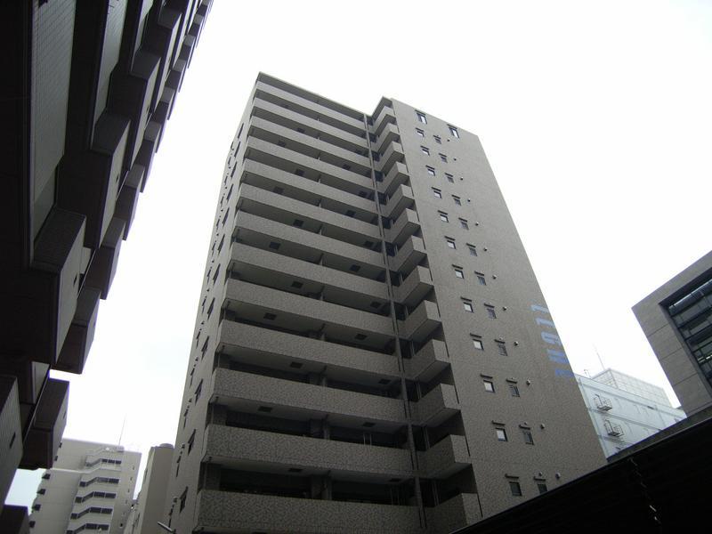 リーガル神戸三宮 1403の外観