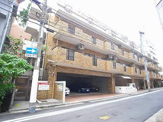 物件番号: 1025852055 ドミール北野  神戸市中央区加納町2丁目 1LDK マンション 外観画像