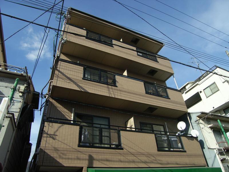 物件番号: 1025820632 ロイヤルヒル  神戸市中央区八雲通5丁目 1K マンション 外観画像