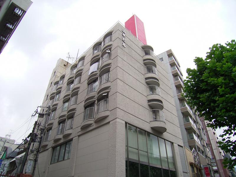 物件番号: 1025822666 山手ビルマンション  神戸市中央区中山手通2丁目 2LDK マンション 外観画像