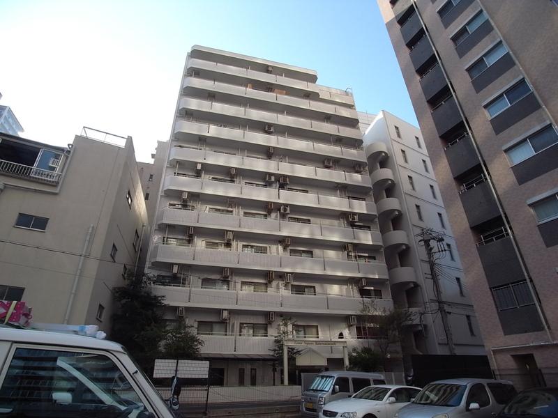 物件番号: 1025883667 ライオンズスクエア神戸元町  神戸市中央区栄町通6丁目 1K マンション 外観画像