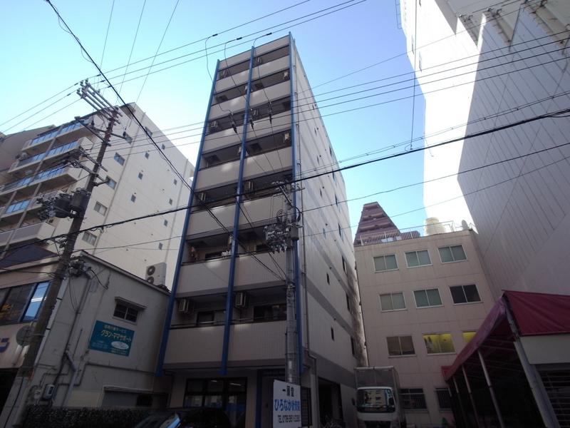 物件番号: 1025871867 シンプルライフ元町  神戸市中央区元町通4丁目 1R マンション 外観画像