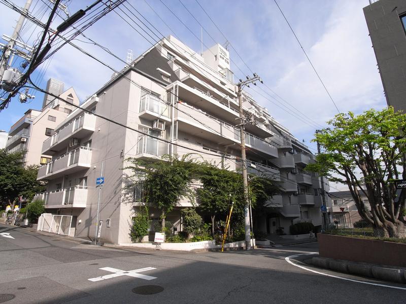 藤和シティホームズ神戸花隈 503の外観