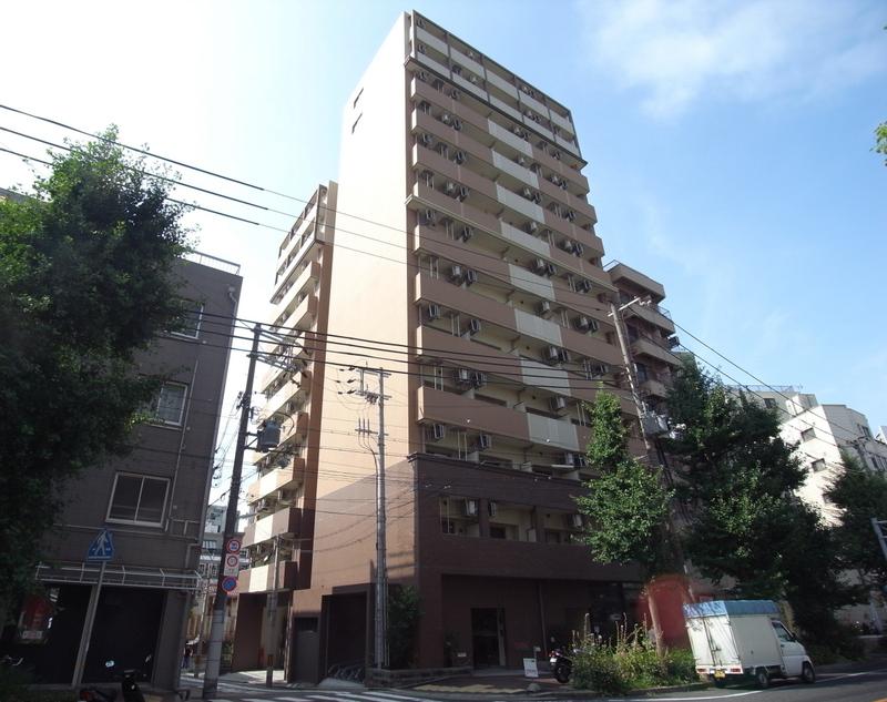 物件番号: 1025816752 KDXレジデンス三宮  神戸市中央区二宮町4丁目 1R マンション 外観画像