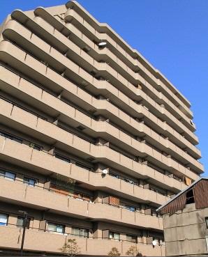 ライオンズマンション三宮東第3 401の外観