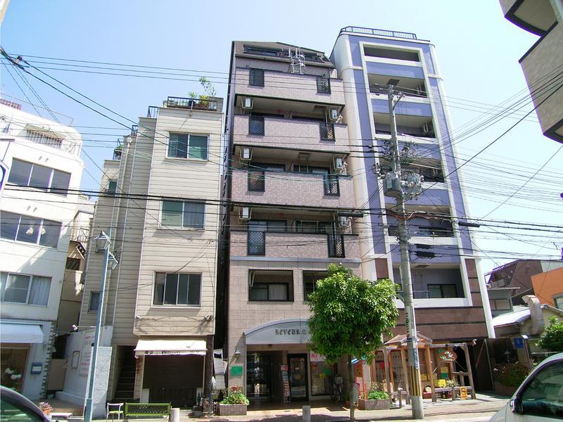 物件番号: 1025860386 リヴェール北野坂  神戸市中央区中山手通1丁目 1R マンション 外観画像
