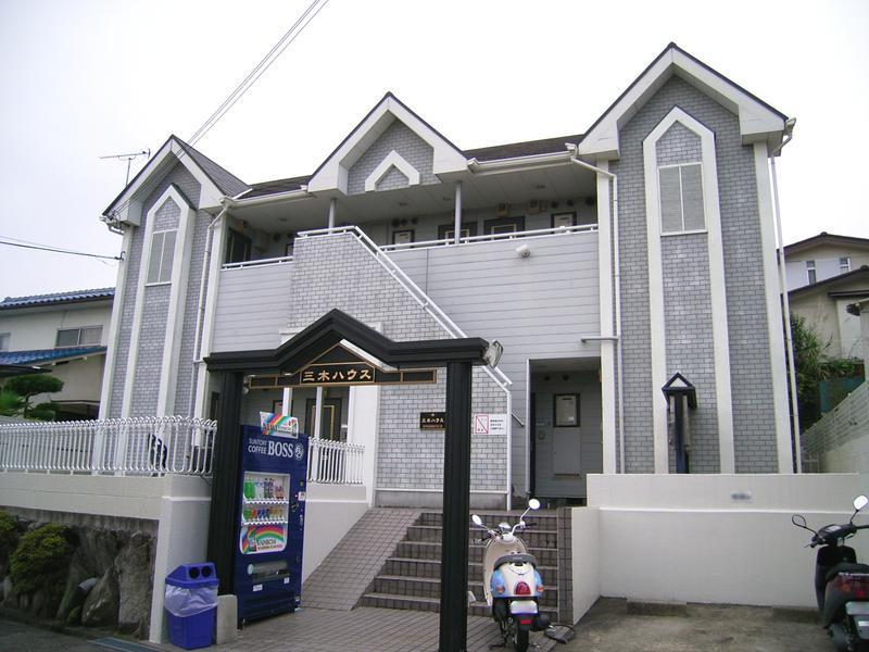 三木HOUSE 104の外観