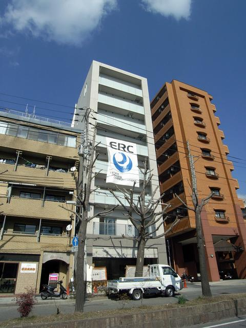 物件番号: 1025814107 ERコート王子公園  神戸市中央区割塚通2丁目 1R マンション 外観画像