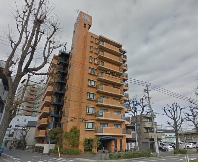 ライオンズマンション神戸湊町公園 801の外観