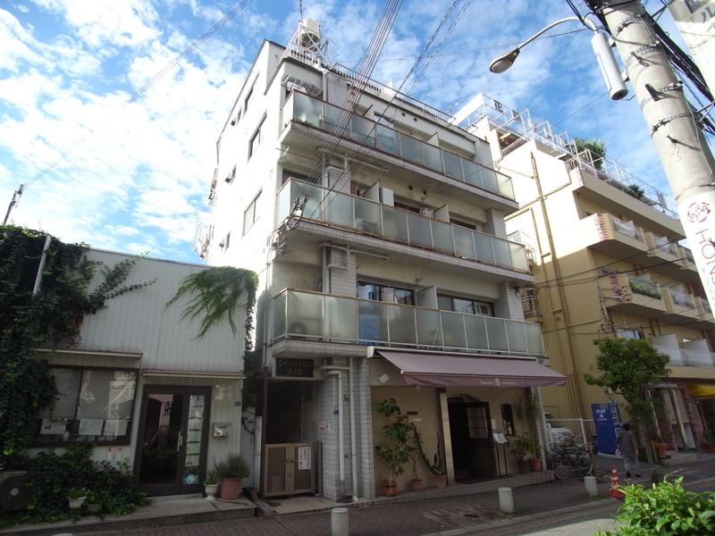 物件番号: 1025813324 ロイヤルマロンハイツ  神戸市中央区山本通3丁目 1R マンション 外観画像
