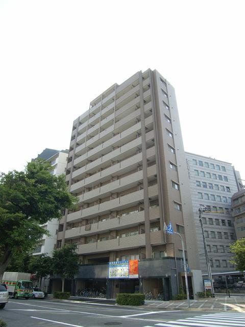パシフィックレジデンス神戸八幡通 1304の外観