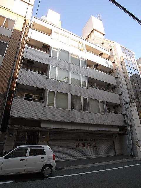 物件番号: 1025884042 アルカディア三宮  神戸市中央区小野柄通3丁目 2DK マンション 外観画像