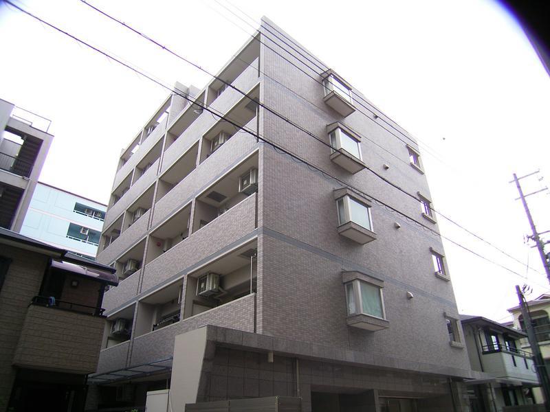 物件番号: 1025816036 ショーソン上沢  神戸市兵庫区上沢通3丁目 1K マンション 外観画像