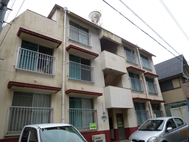 物件番号: 1025868680 グリーンヒル山本通  神戸市中央区山本通3丁目 3LDK マンション 外観画像