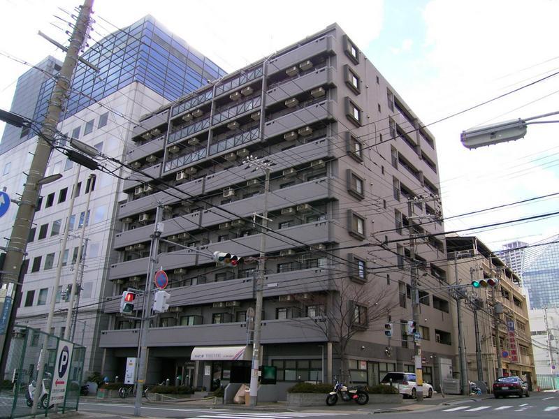 物件番号: 1025882316 ISOGAMI EAST  神戸市中央区磯上通3丁目 1K マンション 外観画像