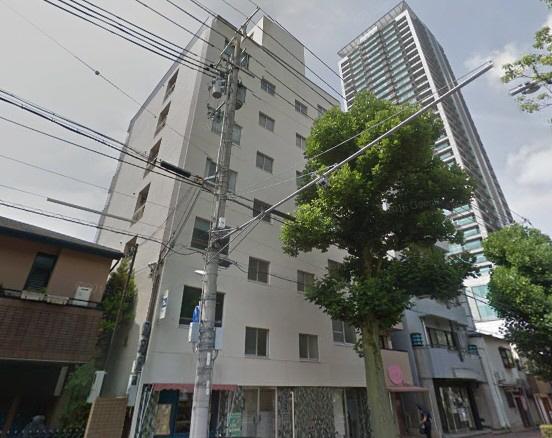 物件番号: 1025882132 エルパラッツォ新神戸  神戸市中央区熊内橋通6丁目 4DK マンション 外観画像