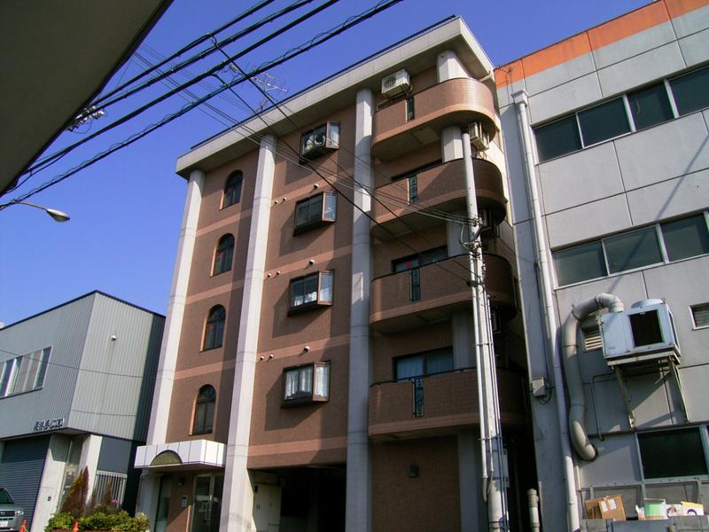 物件番号: 1025855530 ダイコーパレス  神戸市中央区脇浜町2丁目 1DK マンション 外観画像
