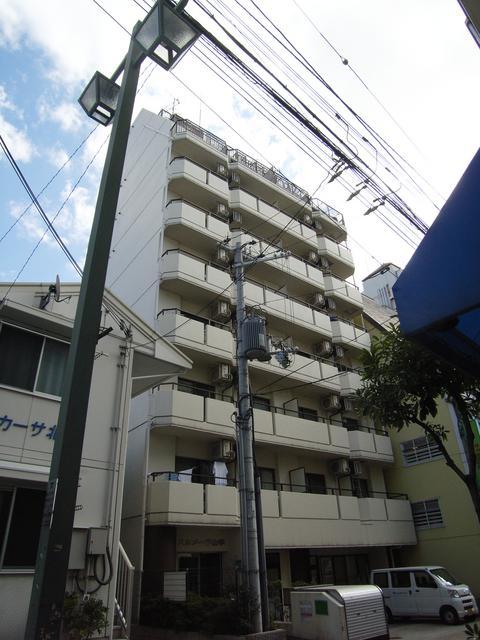 物件番号: 1025842132 パルメーラ山手  神戸市中央区加納町3丁目 1R マンション 外観画像