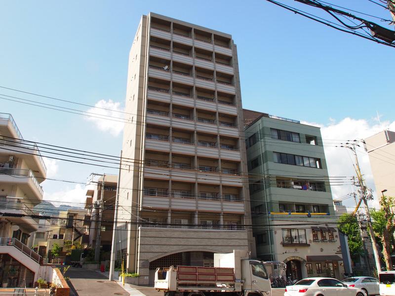 ダイドーメゾン神戸六甲 1001の外観