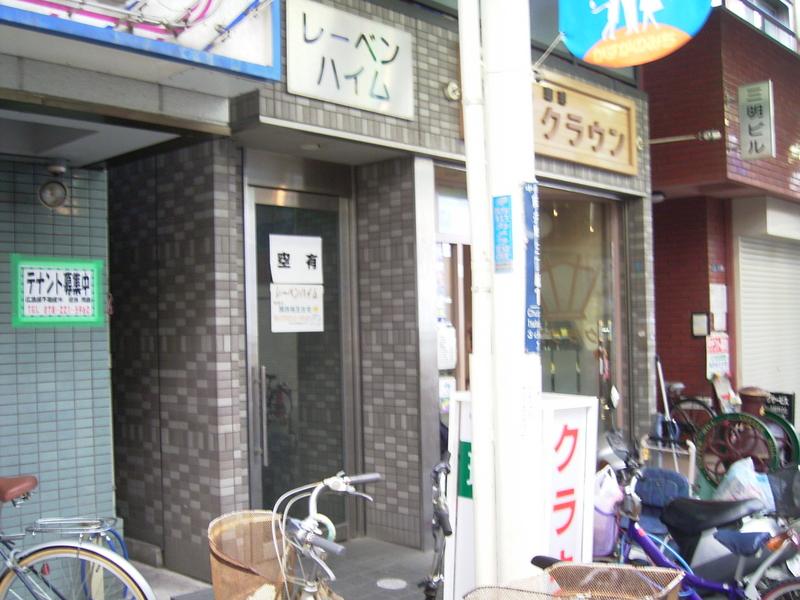 物件番号: 1025872197 レーベンハイム  神戸市中央区筒井町3丁目 1DK マンション 外観画像