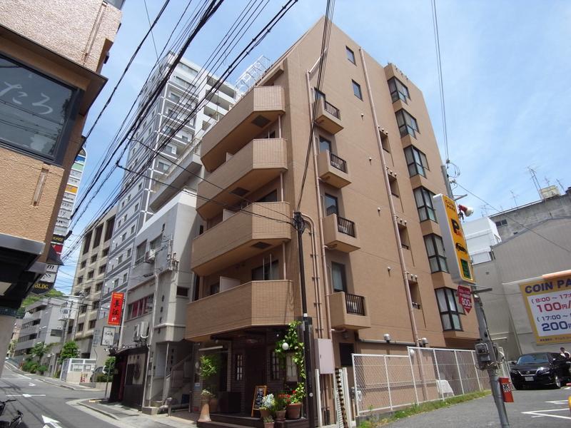 物件番号: 1025801191 マンションマイウェイ  神戸市中央区下山手通2丁目 1R マンション 外観画像