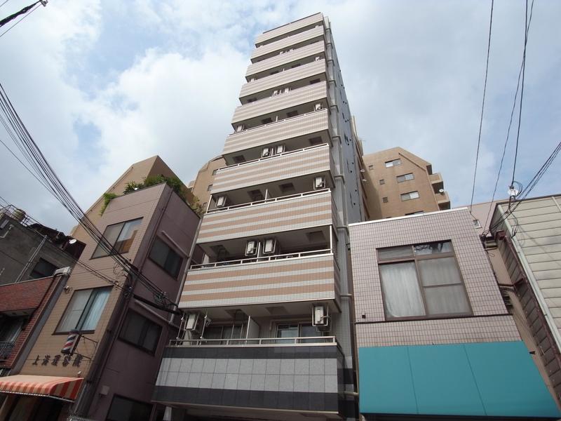 物件番号: 1025820047 ラピッド元町  神戸市中央区元町通5丁目 1K マンション 外観画像