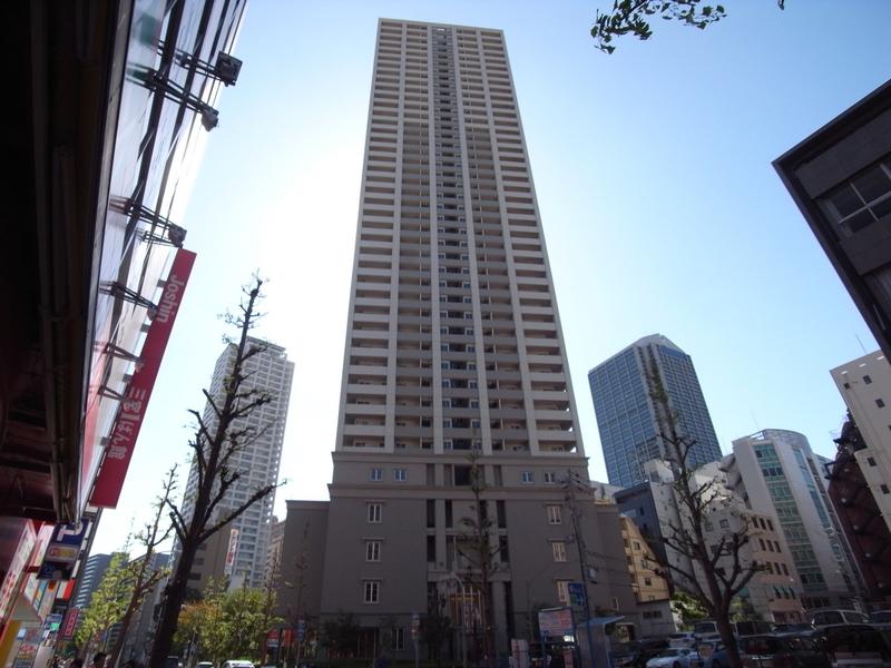 D'グラフォート神戸三宮タワー 1205の外観