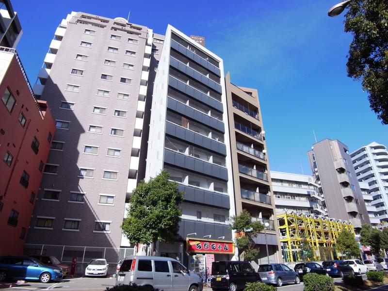 物件番号: 1025804027 アバンダン下山手  神戸市中央区下山手通6丁目 1R マンション 外観画像