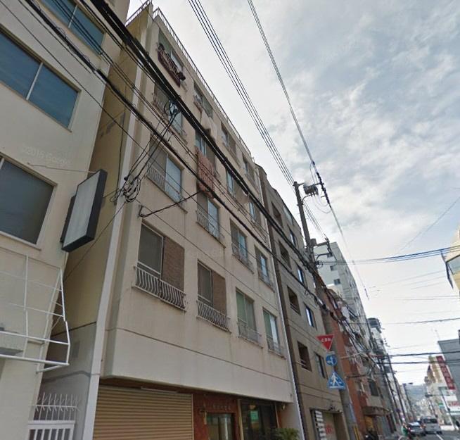 物件番号: 1025867381 佐々木マンション  神戸市兵庫区新開地4丁目 2SDK マンション 外観画像