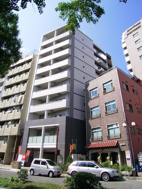 物件番号: 1025820297 メゾンアイリス  神戸市中央区下山手通6丁目 1R マンション 外観画像