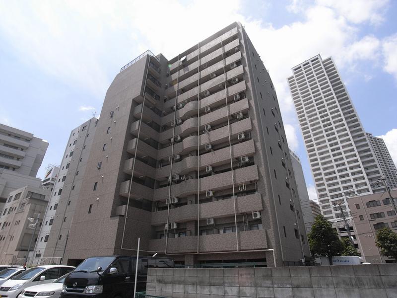 物件番号: 1025801187 パルシオ三宮フラワーロード  神戸市中央区浜辺通6丁目 1LDK マンション 外観画像