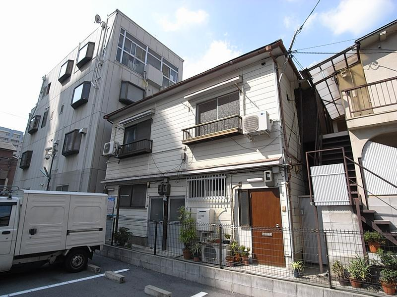 物件番号: 1025826391 宮西文化  神戸市中央区二宮町1丁目 1R アパート 外観画像