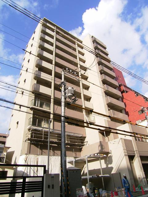 物件番号: 1025859045 フロイデ  神戸市中央区御幸通3丁目 1K マンション 外観画像