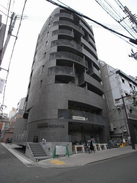 物件番号: 1025821920 ワイズコーポレーションビルディング  神戸市中央区下山手通2丁目 1LDK マンション 外観画像