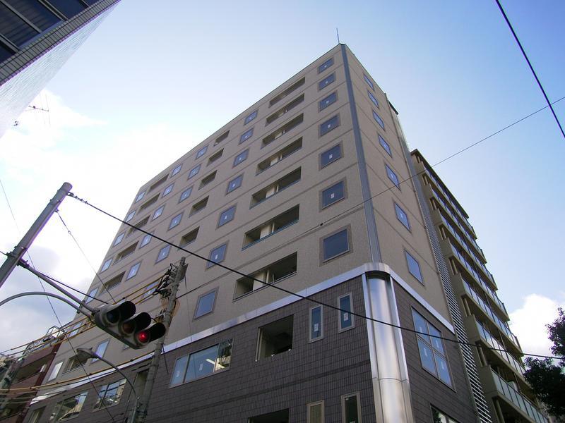 物件番号: 1025883220 ウィステリア神戸駅前  神戸市兵庫区新開地3丁目 1K マンション 外観画像