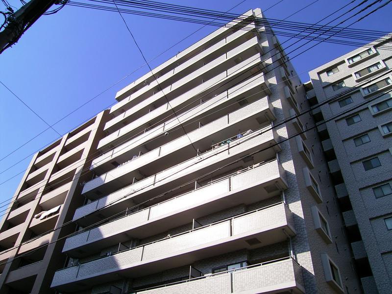 物件番号: 1025870794 エスリード大倉山公園  神戸市中央区楠町6丁目 3LDK マンション 外観画像